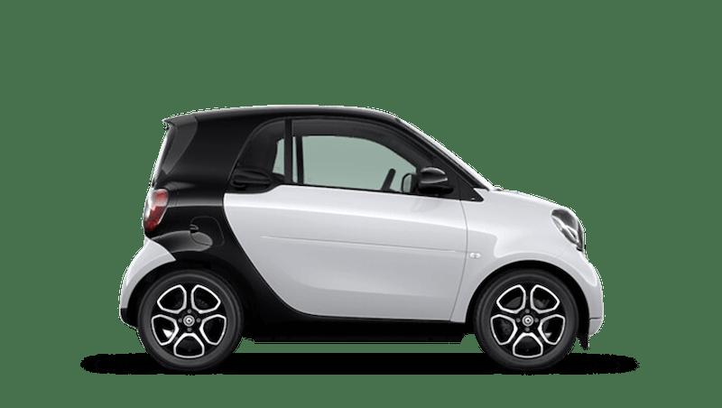 Smart EQ fortwo coupe prime premium plus