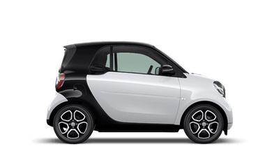 smart EQ fortwo Coupé Prime Premium Plus