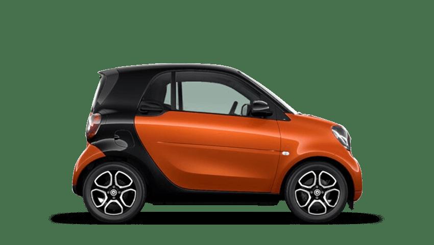 Smart EQ fortwo coupe prime premium