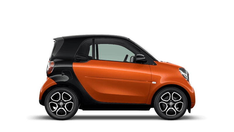 Smart EQ fortwo coupe prime premium
