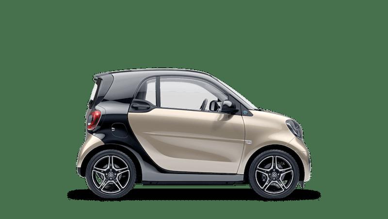 smart EQ fortwo coupe pulse premium