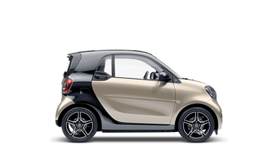 smart EQ fortwo Coupé Pulse Premium