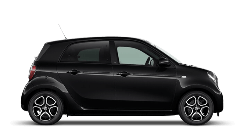 Black smart forfour