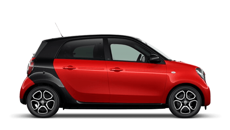 Cadmium Red (Metallic) smart forfour