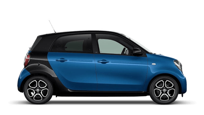 Midnight Blue (Metallic) smart forfour