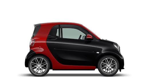 ForTwo BRABUS Xclusive