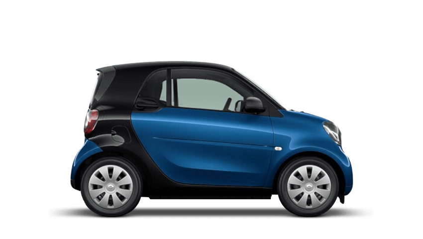 Smart fortwo coupe pure
