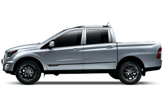 SsangYong Musso Diesel Pick Up Offer