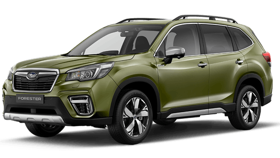 Brand New Subaru Forester