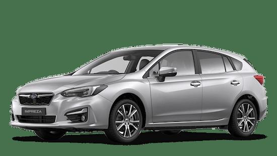 Brand New Subaru Impreza