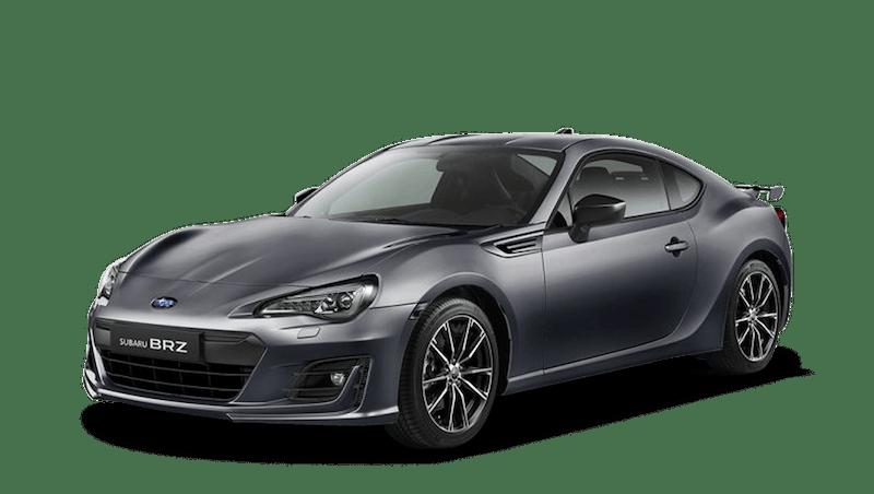 Magnetite Grey Metallic Subaru BRZ