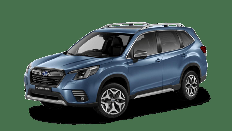 Horizon Blue Pearl Subaru Forester E Boxer