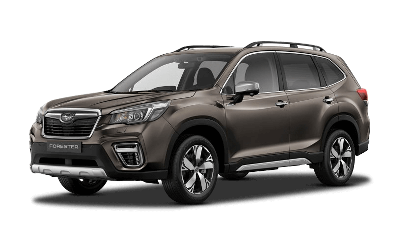 Sepia Bronze Metallic Subaru Forester E Boxer