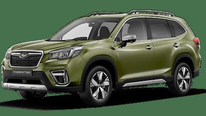 Subaru Forester e-BOXER New XE