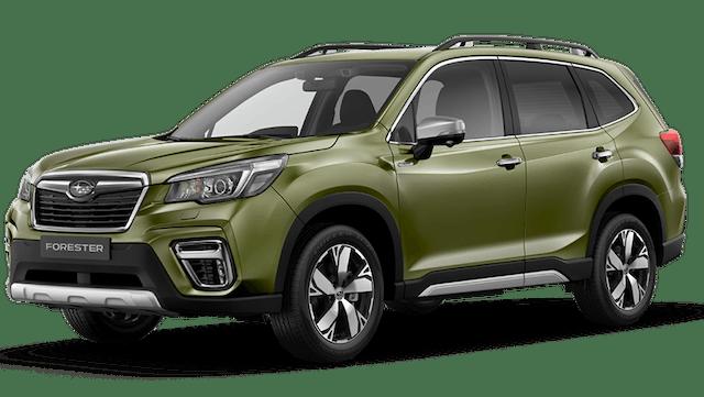 Subaru Forester e-BOXER New