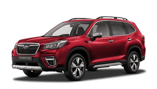 Forester New Car Offers