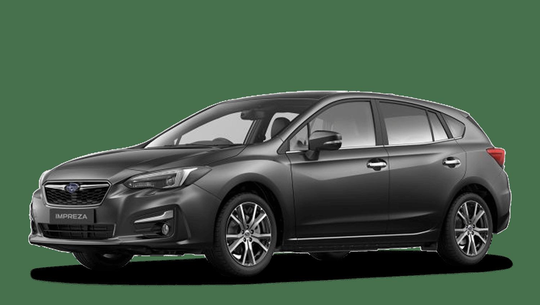 Dark Grey Metallica Subaru Impreza