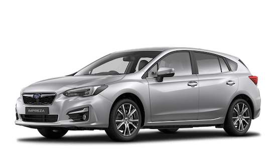 Impreza New Car Offers