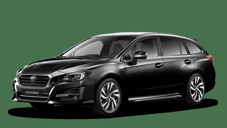 Crystal Black Silica Subaru Levorg