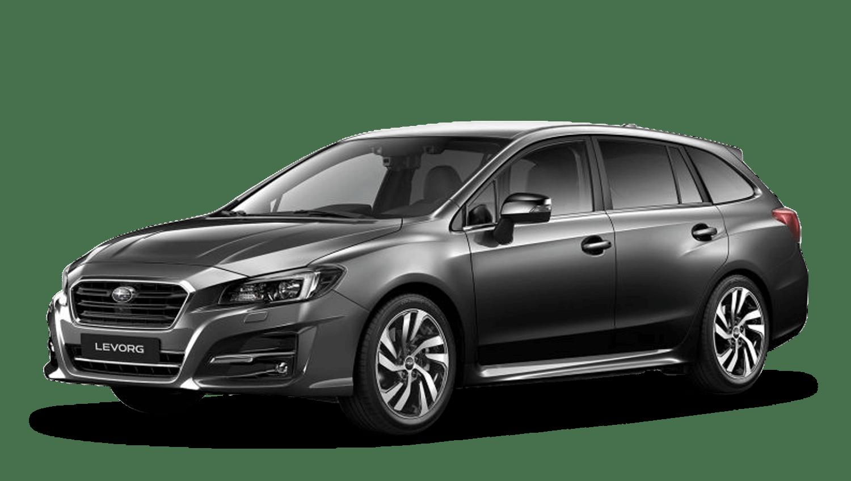 Dark Grey Metallica Subaru Levorg