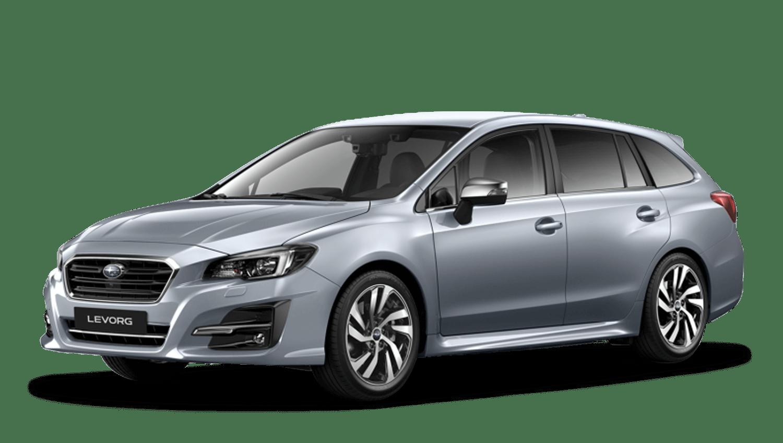 Ice Silver Metallic Subaru Levorg