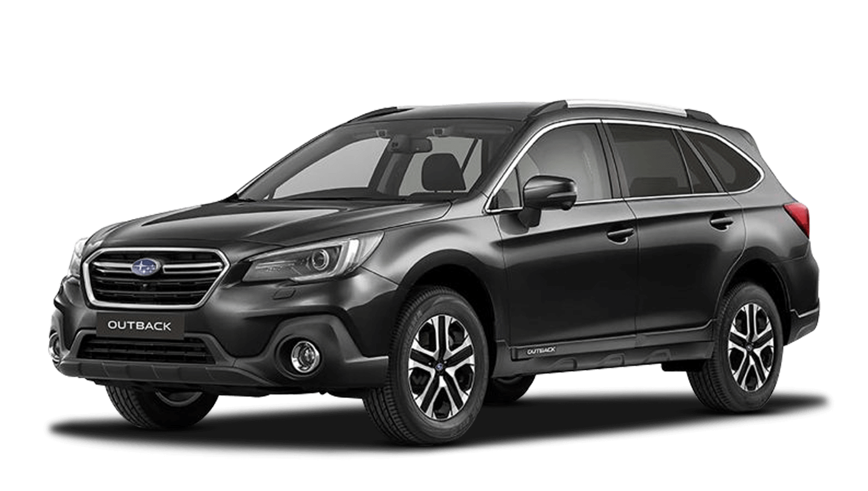 Magnetite Grey Metallic Subaru Outback