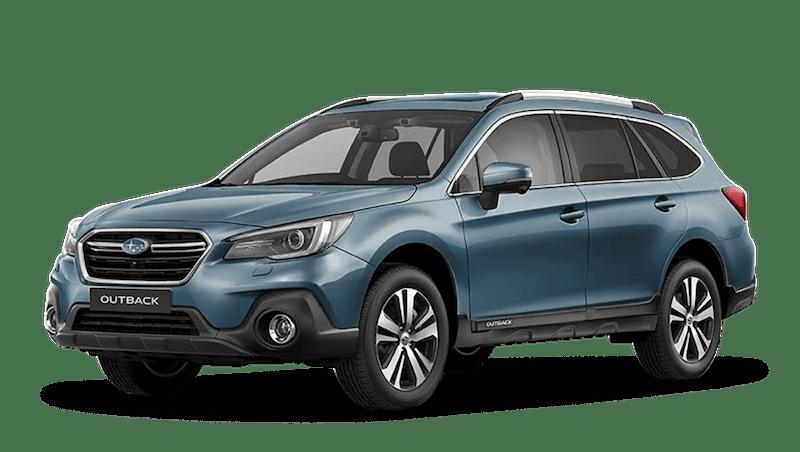 Storm Grey Metallic Subaru Outback