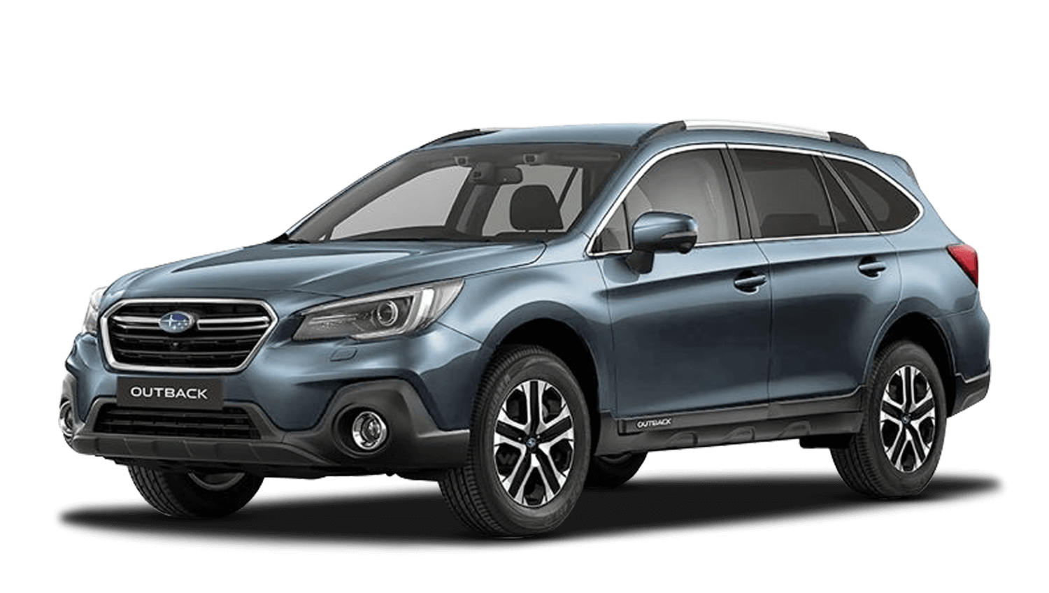 Storm Grey Metallic Subaru Outback