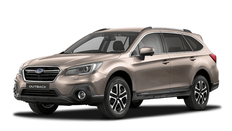 Tungsten Metallic Subaru Outback