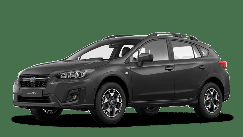 Dark Grey Metallica Subaru Xv
