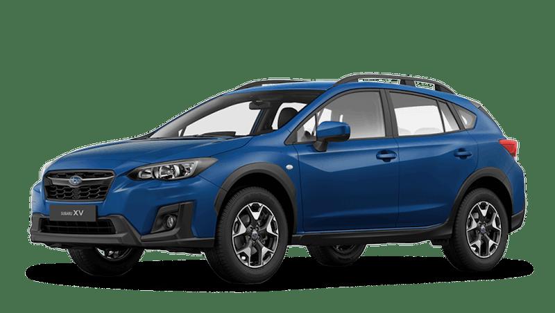 Quartz Blue Pearl Subaru XV