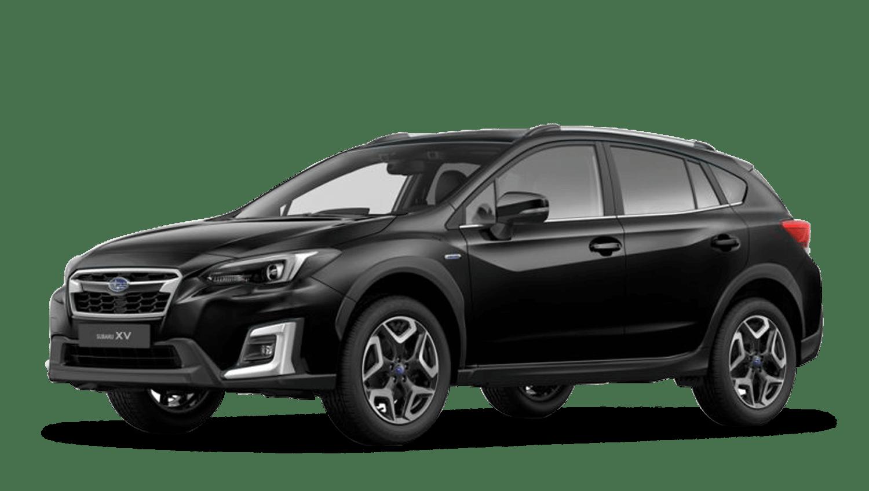 Crystal Black Silica Subaru Xv E Boxer
