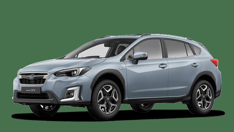 Cool Grey Khaki Subaru Xv E Boxer