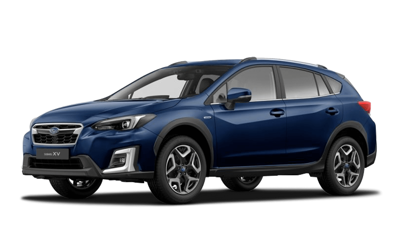 Dark Blue Pearl Subaru Xv E Boxer