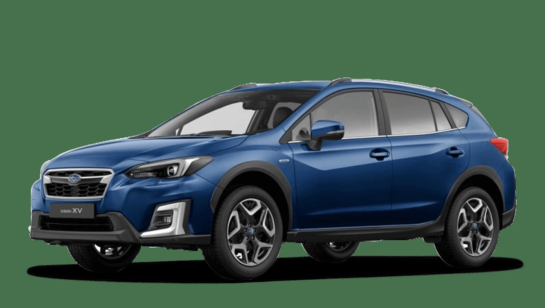 Quartz Blue Pearl Subaru Xv E Boxer