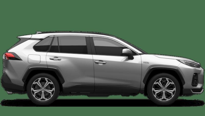 Silver (Metallic) Suzuki Across