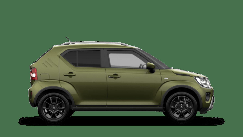 Tough Khaki Pearl (Metallic) Suzuki Ignis
