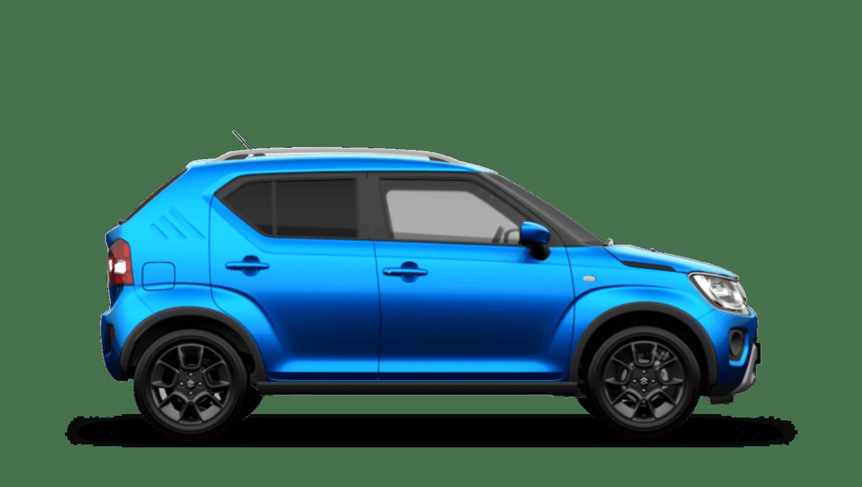 Speedy Blue (Metallic) Suzuki Ignis