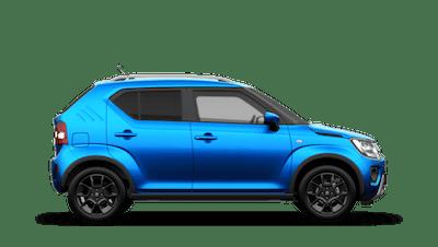 New Suzuki Ignis Sz-t