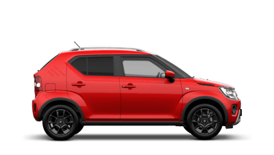 New Suzuki Ignis Sz5
