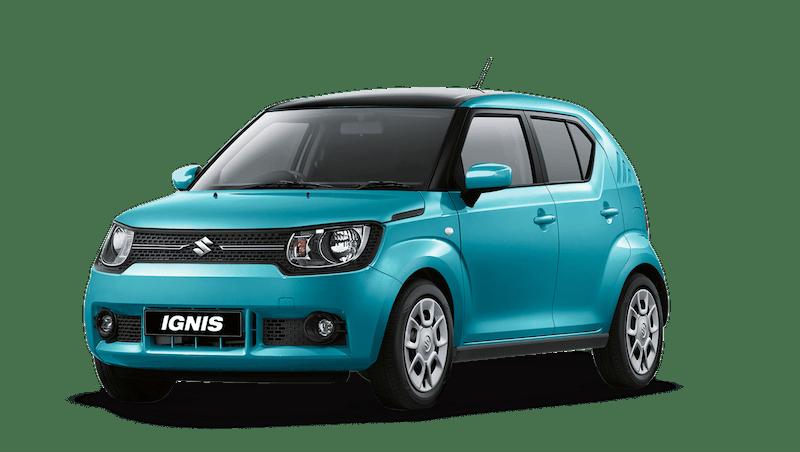 Suzuki Ignis SZ3