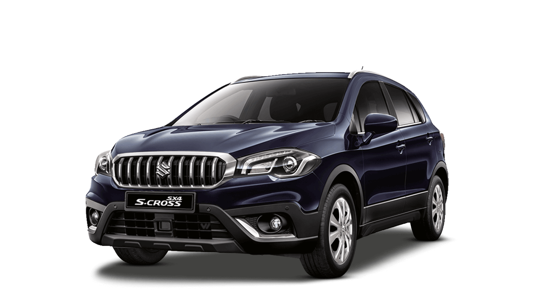 S-Cross New Car Offers