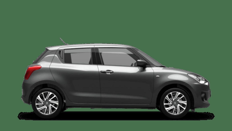 Mineral Grey (Metallic) Suzuki Swift