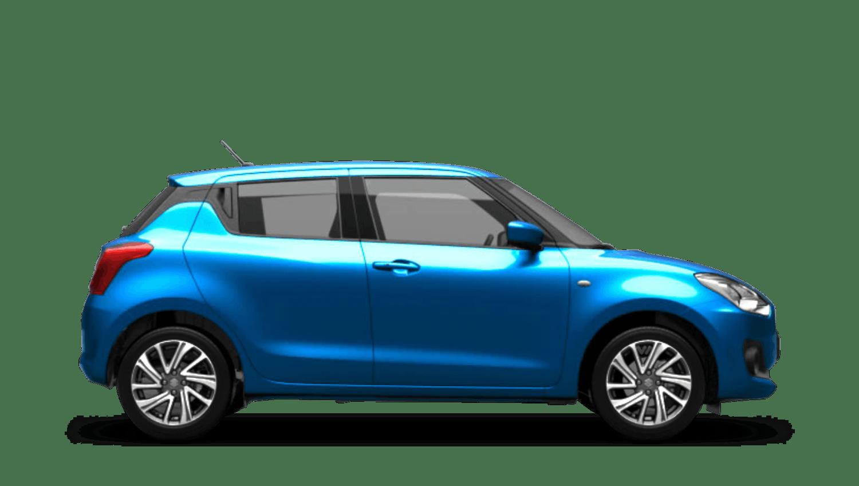 Speedy Blue (Metallic) Suzuki Swift