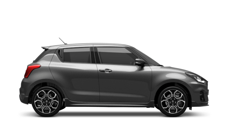 Mineral Grey (Metallic) Suzuki Swift Sport