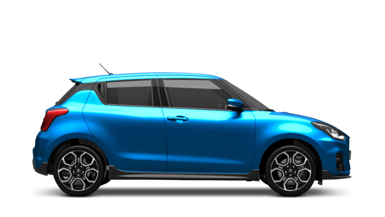 Speedy Blue (Metallic) Suzuki Swift Sport