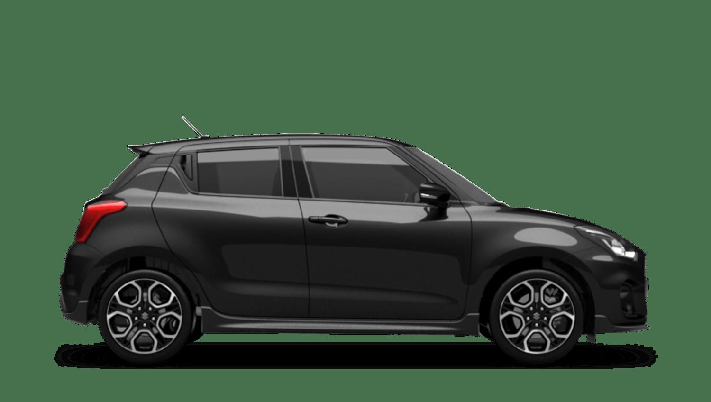 Super Black Pearl (Standard) Suzuki Swift Sport