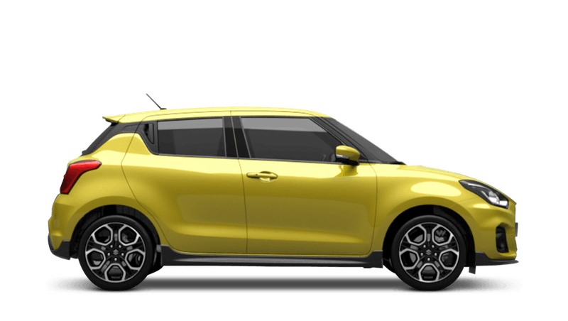 Champion Yellow (Standard) Suzuki Swift Sport