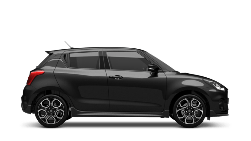 Super Black Pearl (Standard) Suzuki Swift Sport
