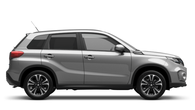 Galactic Grey (Metallic) Suzuki Vitara
